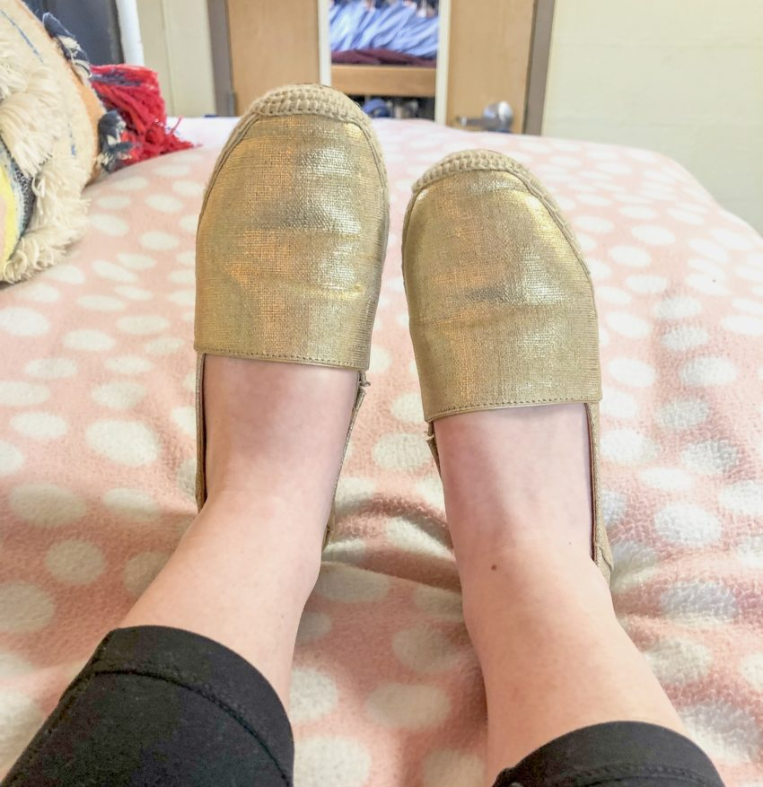 b8a6096a69b My Favorite New Shoes for Spring  Canvas Espadrilles - A Dash of Ashley